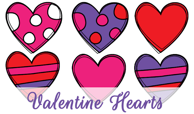 Valentine Clipart Hearts