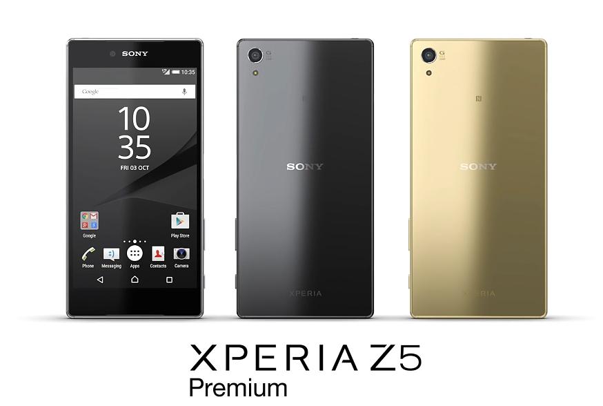 Sony Xperia Z5 Premium Telefon