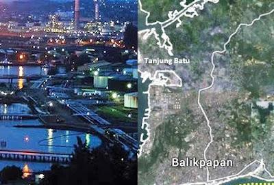 alamat PT besar dan UMKM wilayah Balikpapan Kaltim