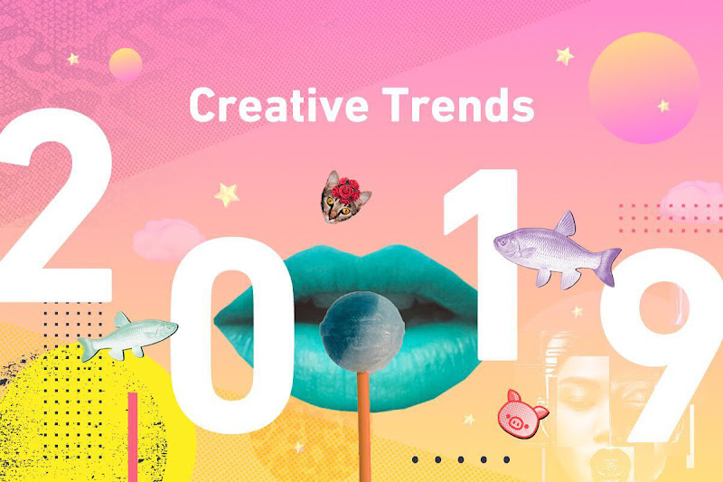 A Nostalgic Return to the Past is Expected to Drive Creativity in 2019 (infographic)