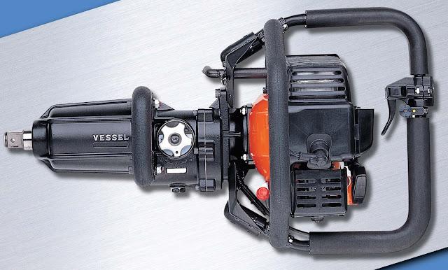dụng cụ xiết bu lông dùng xăng GT-3500GE