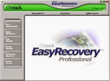 Ontrack EasyRecovery Pro 11.1 + Keygen (x86x64) Free Download