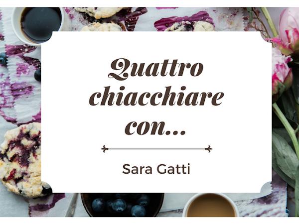 Intervista A Sara Gatti
