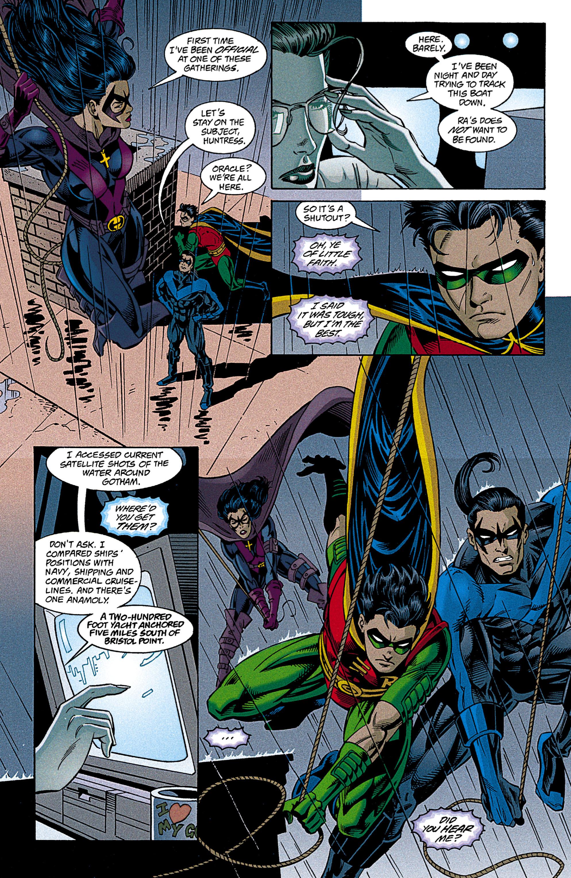 Detective Comics (1937) 701 Page 9