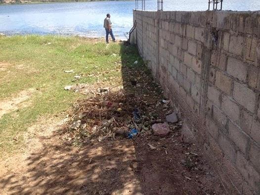 Secretaria do Meio Ambiente de Delmiro Gouveia continua fiscalização nos balneários do munícipio