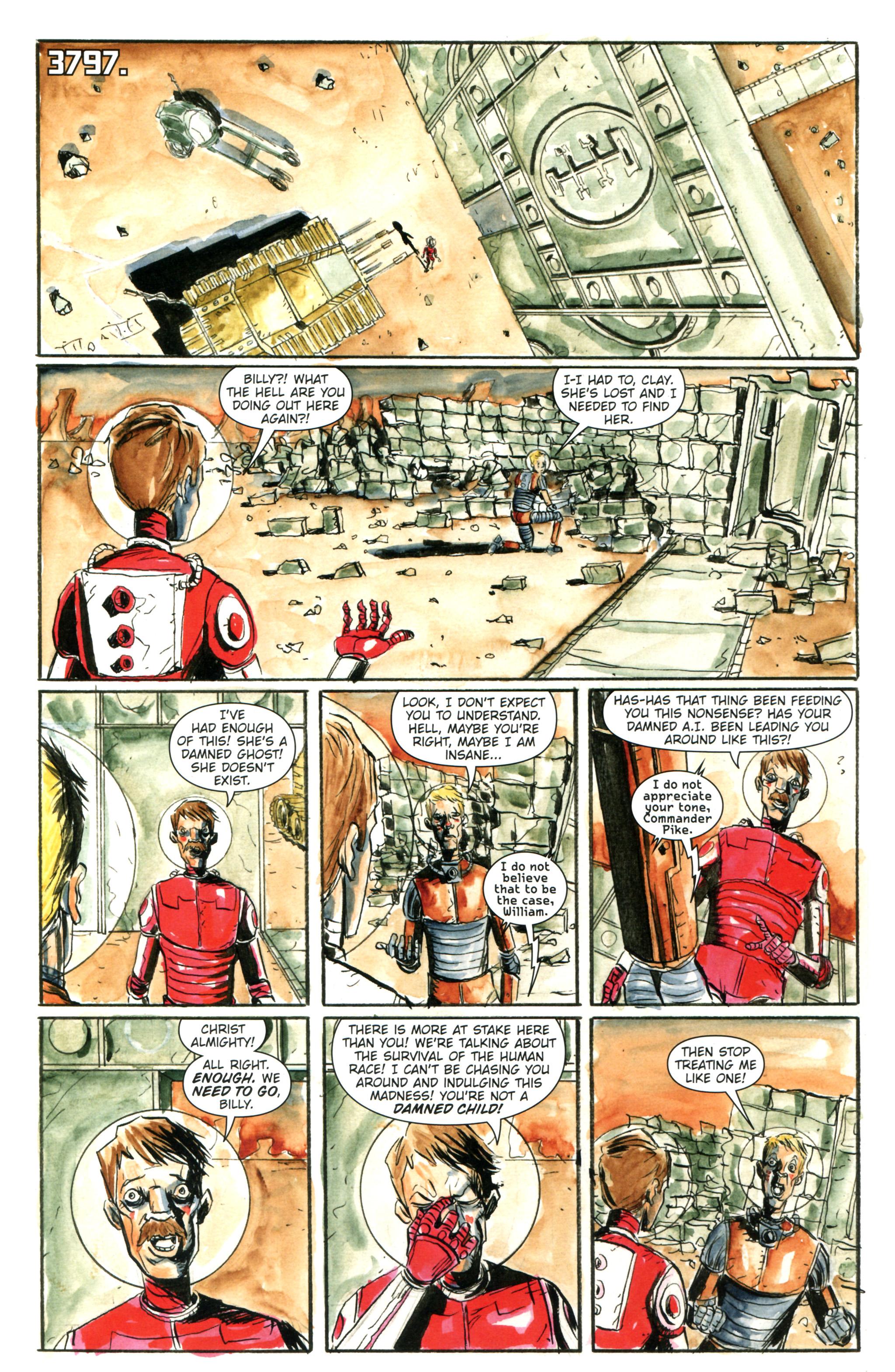 Read online Trillium comic -  Issue #7 - 9