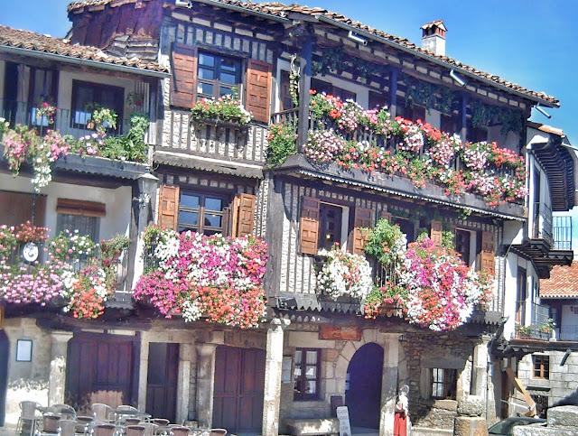 Pueblos bonitos Salamanca