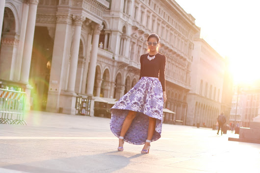 A Dress Girl by Sofia Supichaya: Catching the Sunrise with Gabriela Bell