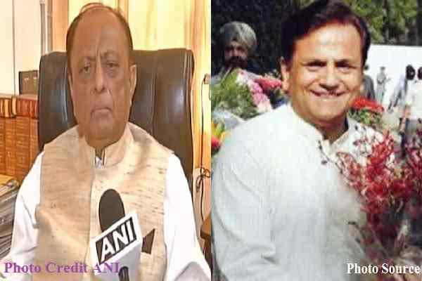 ncp-reminds-ahmed-patel-congress-victory-because-of-him