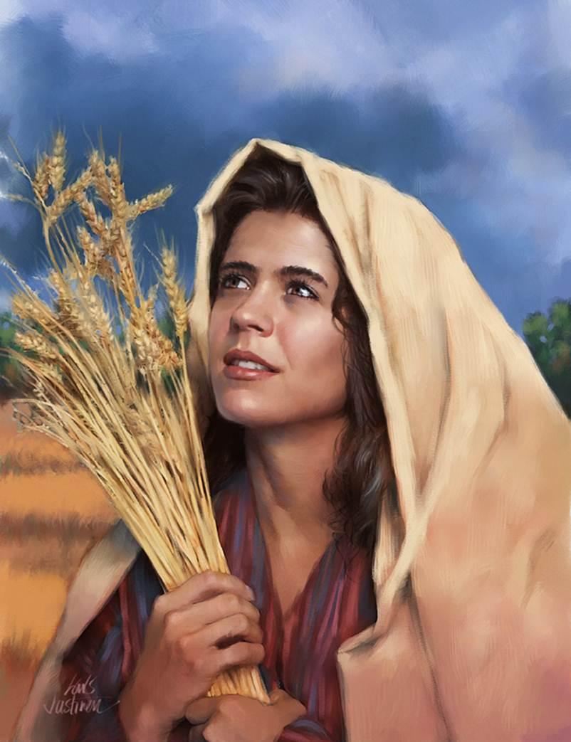 IMAGENS BÍBLICAS: MULHERES QUE ORAM