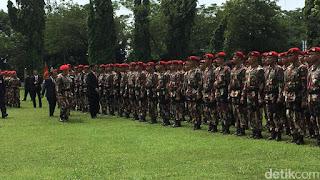 Pernyataan Presiden Saat Sambangi Markas Kopassus: Ini Pasukan yang Bisa Saya Gerakkan Jika Darurat - Commando