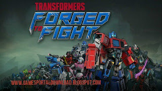 Transformers Forged to Fight Mod Apk