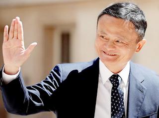Kata Bijak Bahasa Inggris Jack Ma Pendiri Alibaba dalam Bahasa inggris