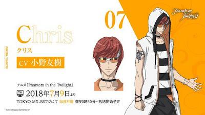 Yuki Ono como Chris