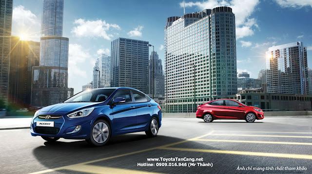 Hyundai Accent liệu có theo kịp doanh số bán hàng ấn tượng của Vios trong năm 2016