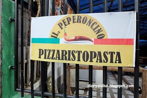 Pizzaristopasta, Pizza Italia di Kediri