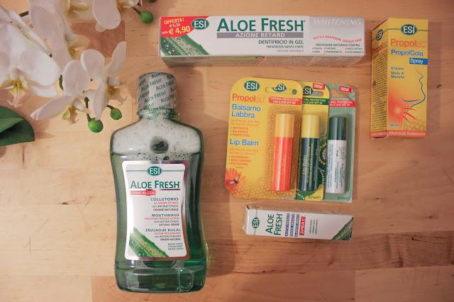 esi italia prodotti per la cura della bocca