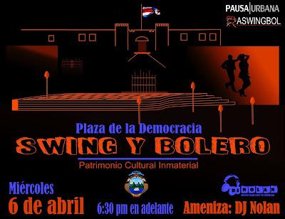 swing criollo y bolero plaza de la democracia costa rica
