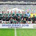 Palmeiras vence a Chapecoense e fica com o título antecipado do Brasileirão