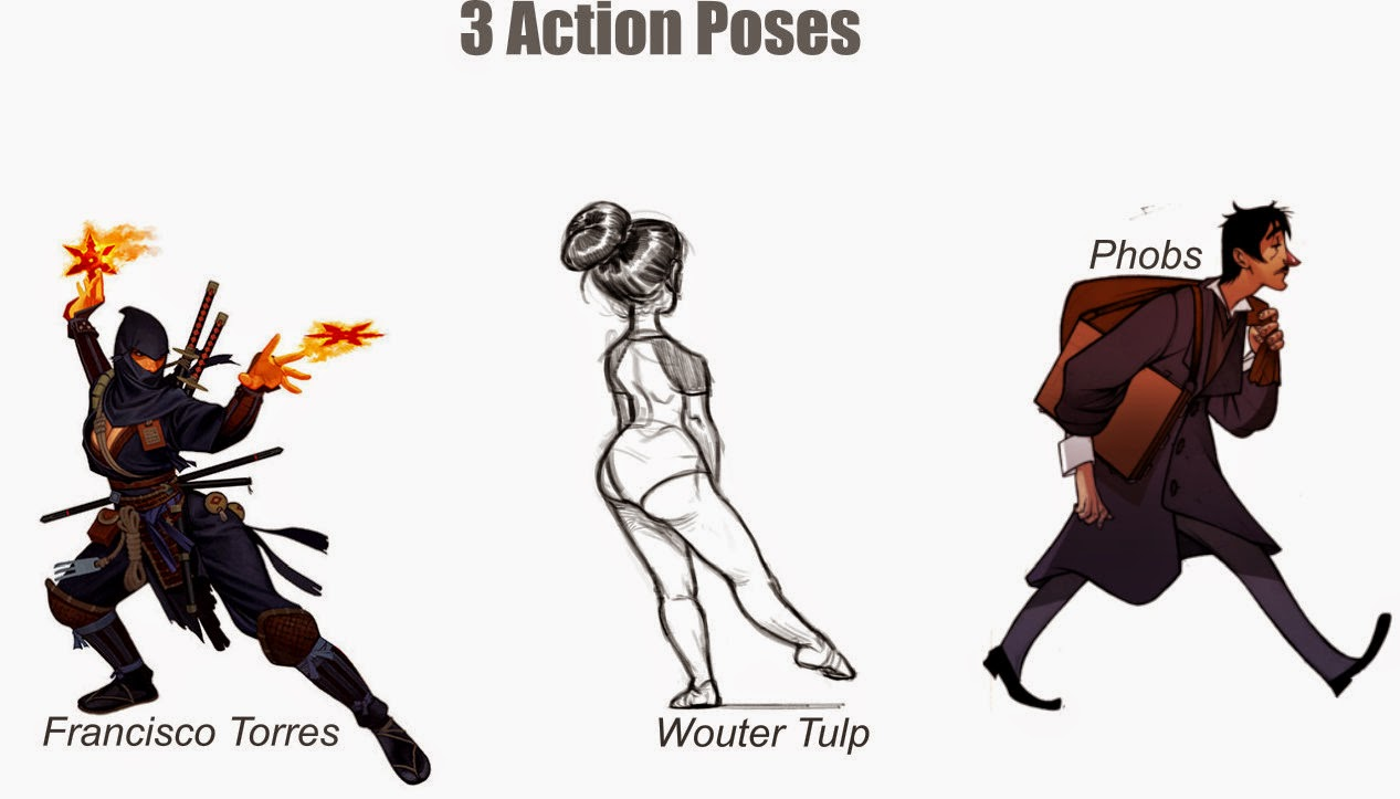 03-Action-Poses-21-Draw-100-Artist-to-Teach-you-how-to-Draw-www-designstack-co