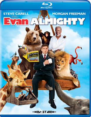 Evan Almighty 2007 Dual Audio 720p BRRip 1Gb x264