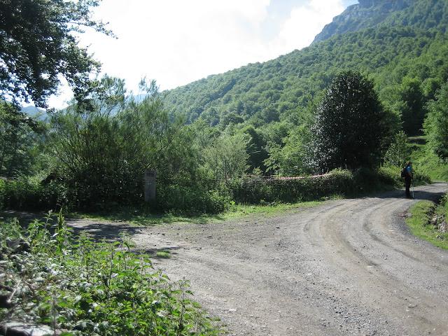 Rutas Montaña Asturias: Ruta al pico Faro y Huevo, zona del Carbayalín