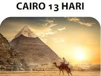 Umroh Plus Mesir 13 Hari