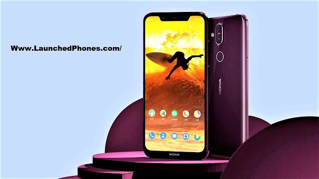 This latest mobile telephone is the premium smartphone Nokia 8.1 launched equally rebranded Nokia X7