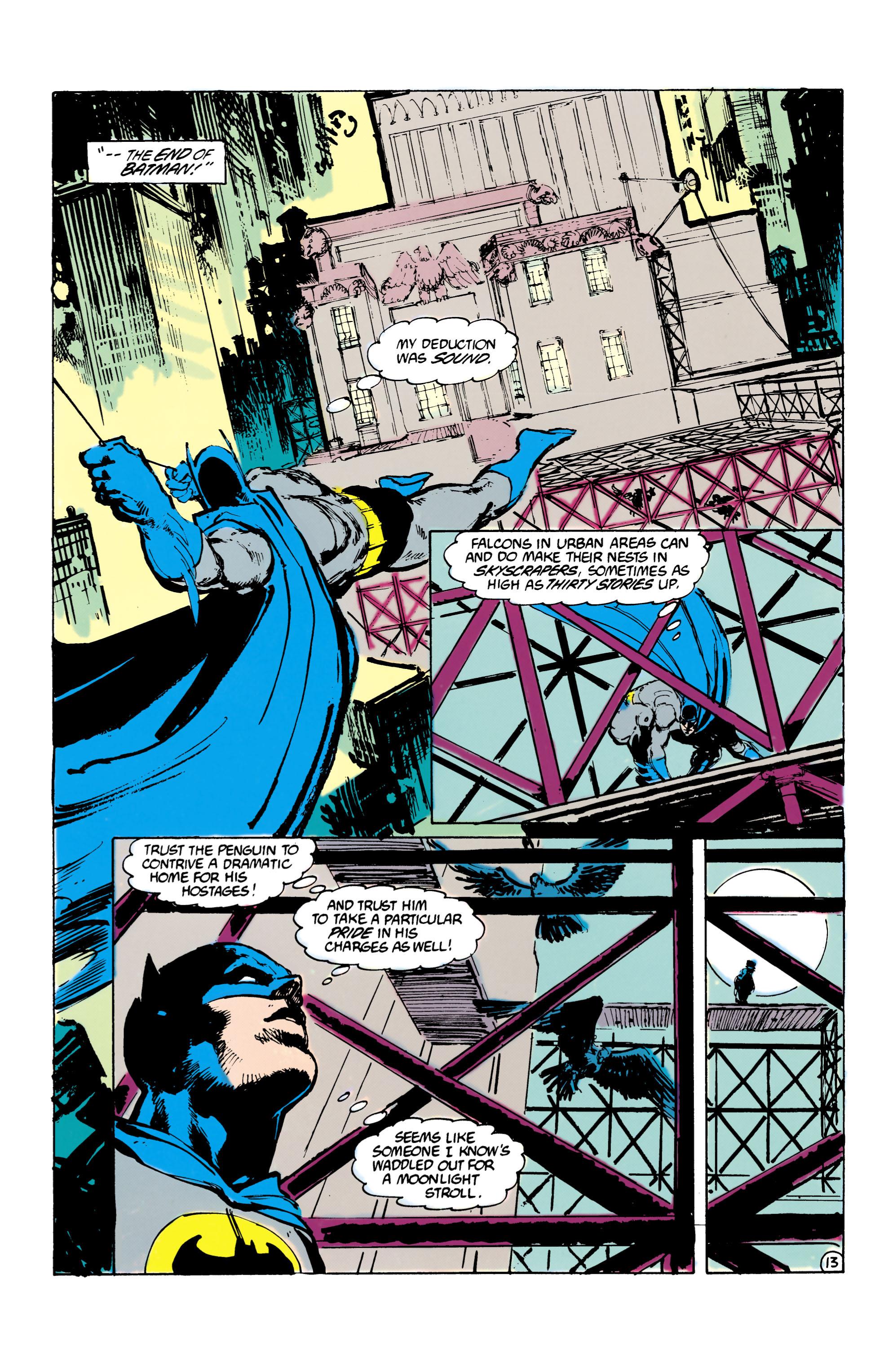 Detective Comics (1937) 568 Page 13