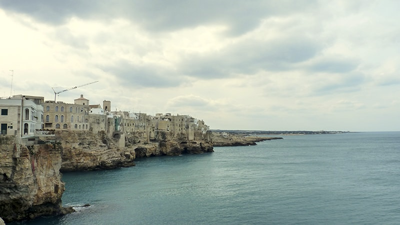 Khám phá gót giày Puglia của nước Ý