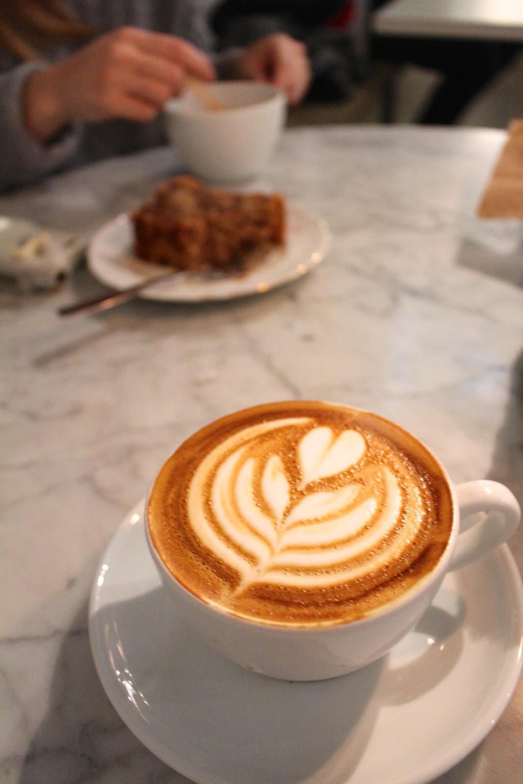 Best coffee & fika in stockholm: Kaffe Verket Snickerbackenl