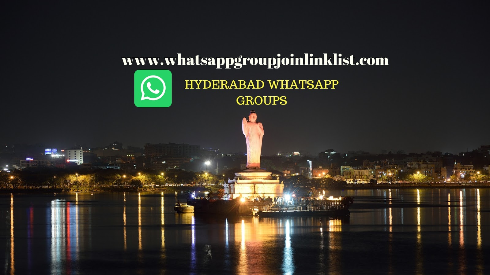 Hyderabad WhatsApp Group Join Link List