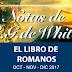 Notas de Elena de White | 4to Trimestre 2017 | El Libro de Romanos