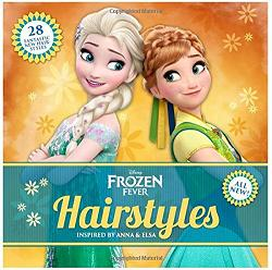 DISNEY FROZEN FEVERHAIRSTYLES cover