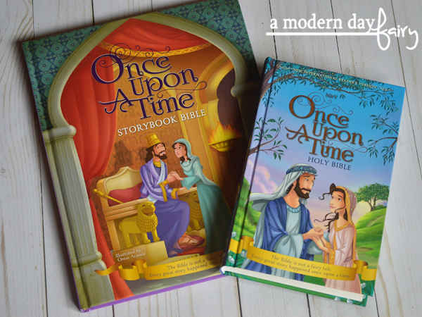 The Greatest Story Started Once Upon a Time {A Review} #OnceUponaTimeBible #FlyBy