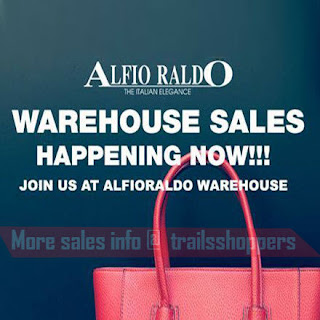 Alfio Raldo Warehouse Sales 2017