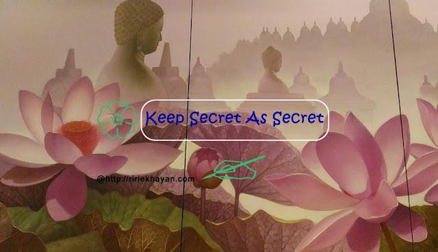 4 Tips Jitu Menjaga Rahasia Teman