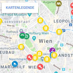 Webcam Karte