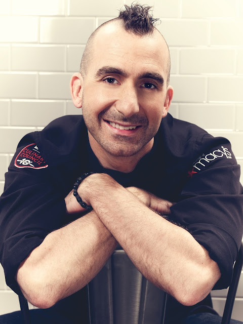 Macy's Cooking Demonstation with Chef Marc Forgione