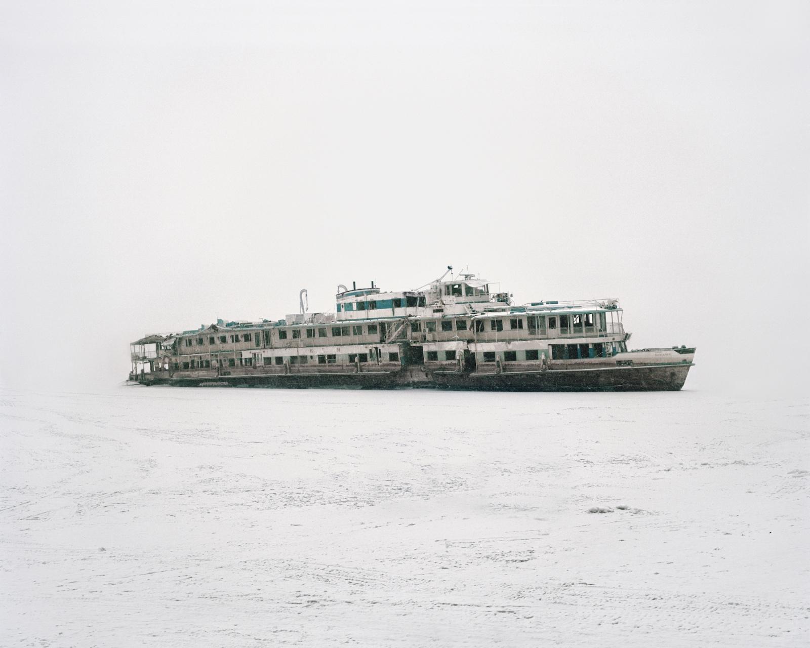 Naufragio en la nieve