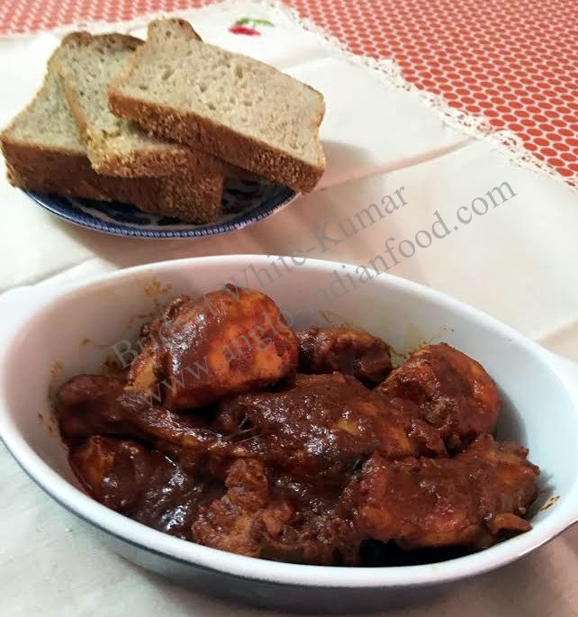 Anglo indian recipes by bridget white anglo indian chicken vindaloo anglo indian chicken vindaloo forumfinder Image collections