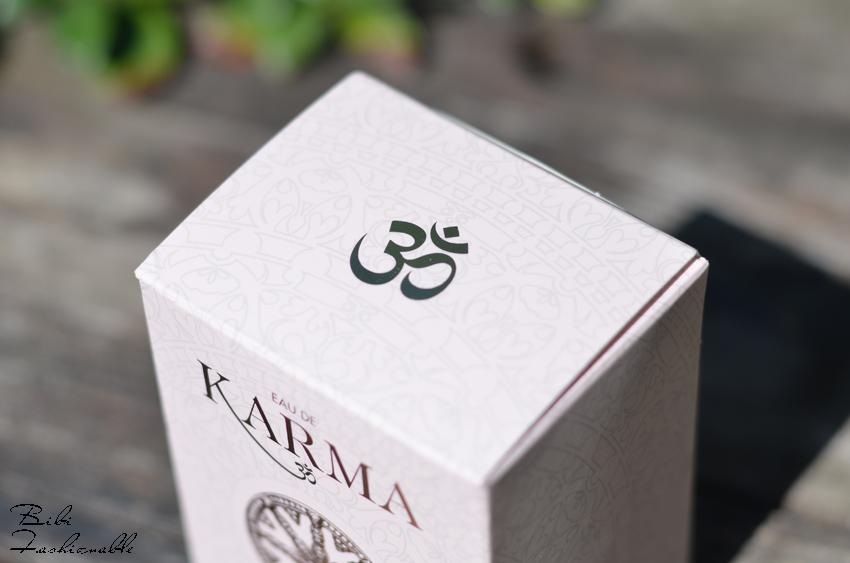 Thomas Sabo Eau de Karma Umverpackung oben