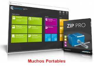 Ashampoo ZIP Pro v1.0.0 Español Portable