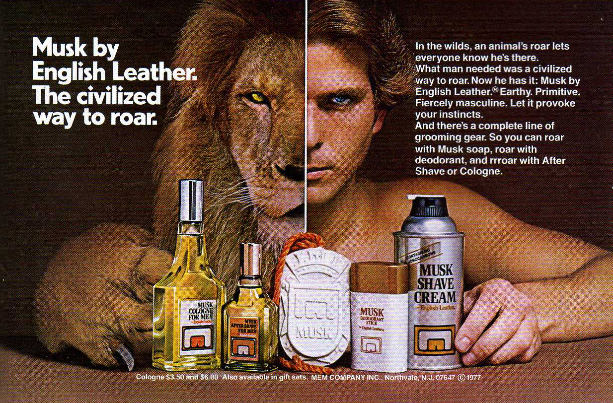 Ads: 14 Vintage Men's Cologne Ads From The 1960s And 1970s