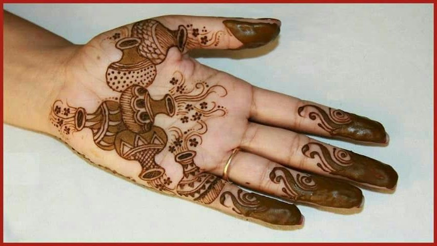 Image result for feathers mehndi designs