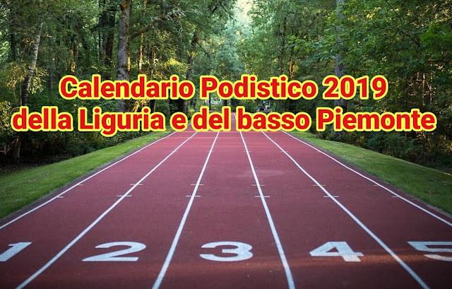 Calendario Podistico Ligure E Basso Piemonte 2021 Calendario Podistico Ligure e del Basso Piemonte    Genova di corsa
