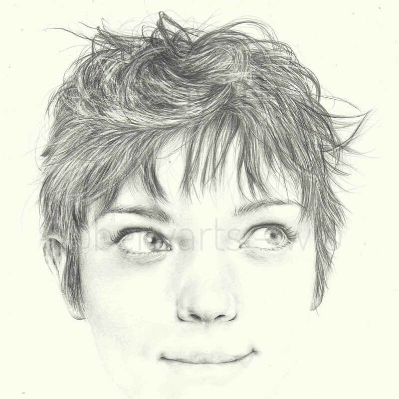 07-Benyarts-Expressions-and-Feelings-in-Graphite-Drawings