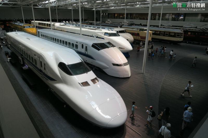[日本.名古屋] 臨海高速鐵道●青波線【RINIA 磁浮.鐵道館】來感受新幹線的魅力吧