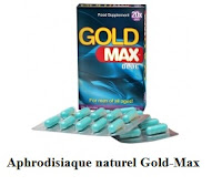aphrodisiaque naturel Gold-Max