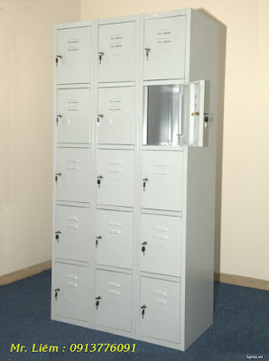 Tủ Locker Godrej 15 Ngăn